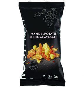 Mandelpotatis & Himalayasalt 90 g